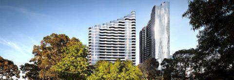 Flinders Bank - 墨尔本地标一线水景公寓